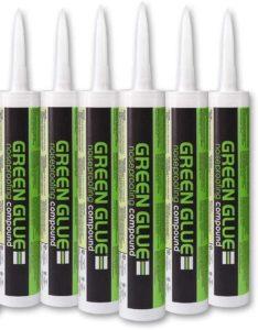 Green Glue sound damping compound
