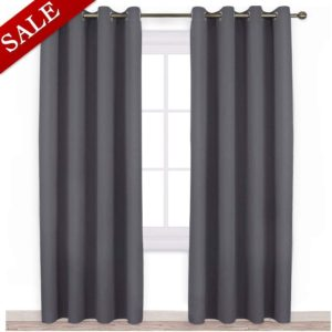 NICETOWN soundproof curtains