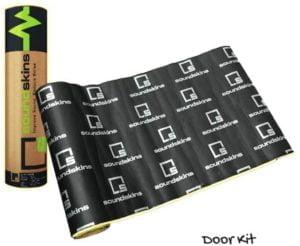 SoundSkins Pro car sound insulation roll