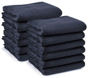 sure max soundproof blankets stacks