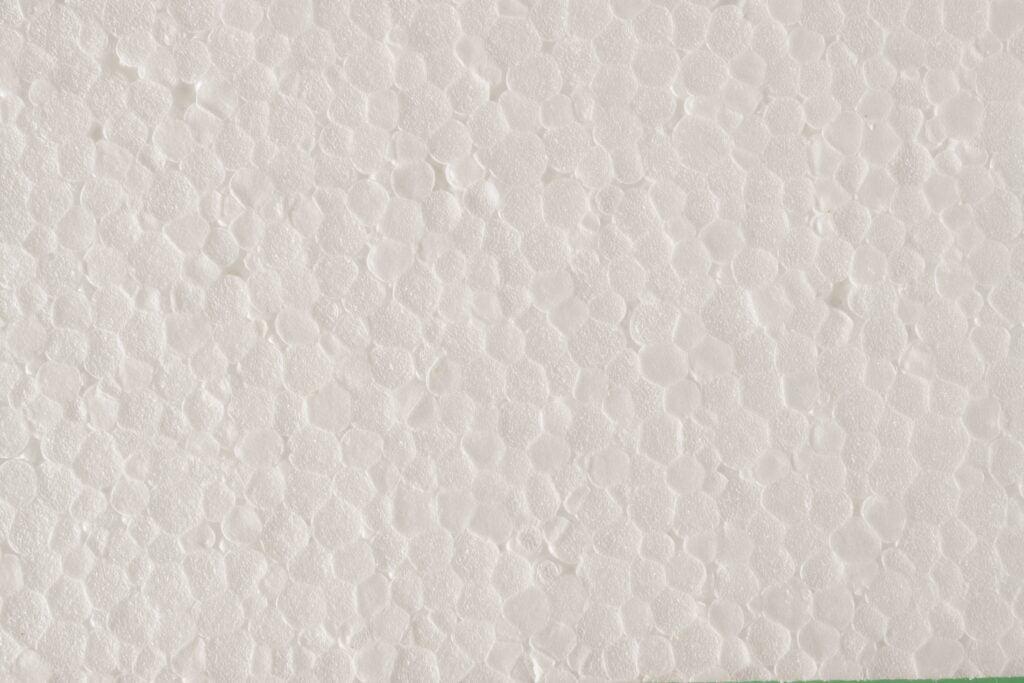 sound absorbing wallpaper up close