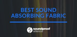 best sound absorbing fabric in different colors and design