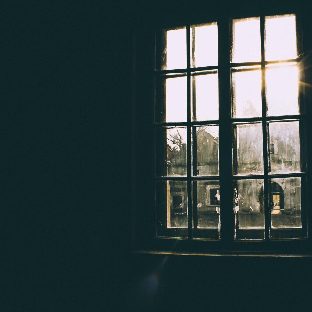 noisy neighbors soundproofing method using double pane windows
