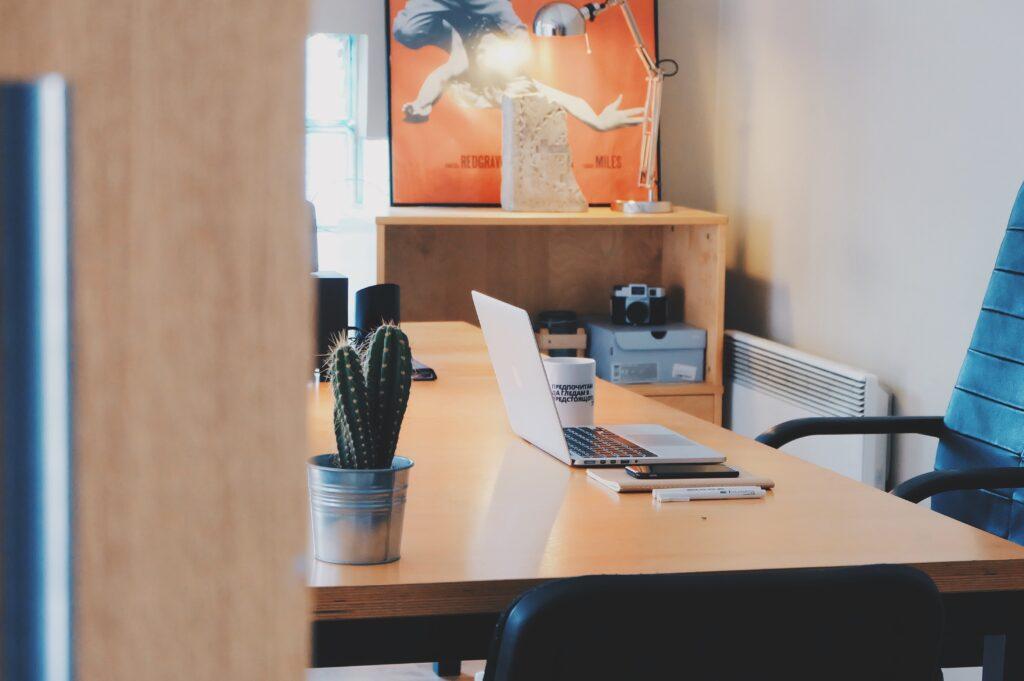 Get work done with a door noise blocker.