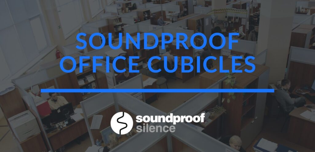 soundproof office cubicles