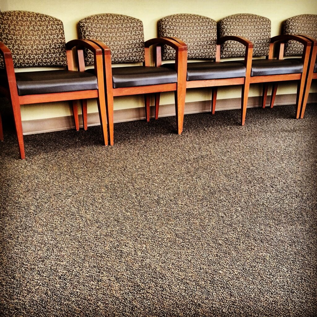 soundproofing an office space with carpet