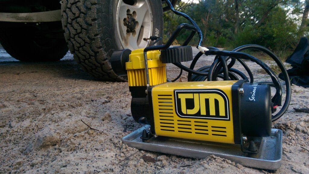 portable quiet air compressors for car tires