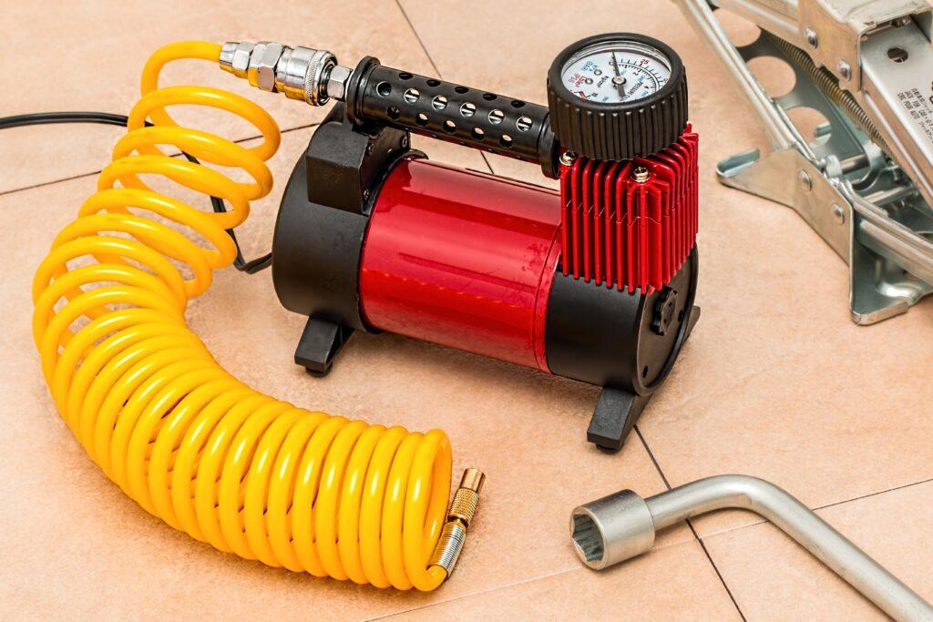 quietest air compressor low maintenance