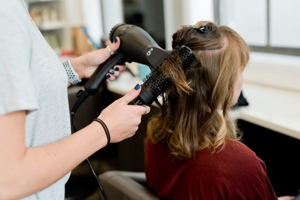 silent hair dryers for both domestic and professional use