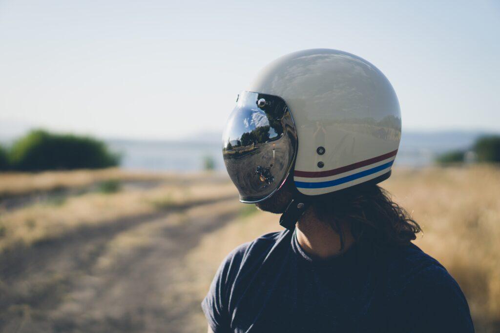 quietest helmet with face sheild
