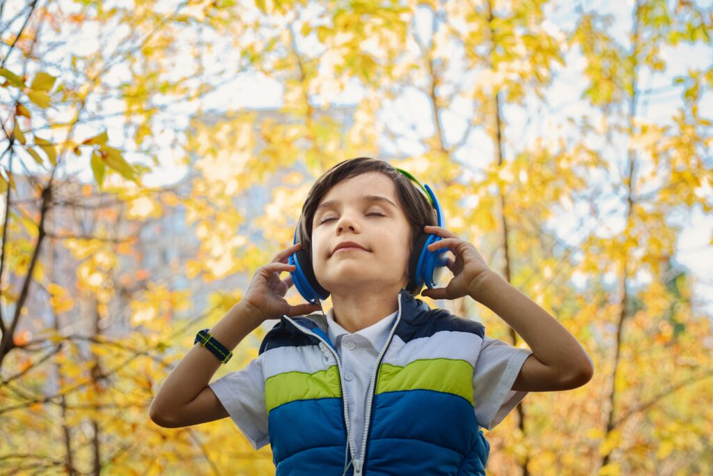 noise reduction headphones for kids