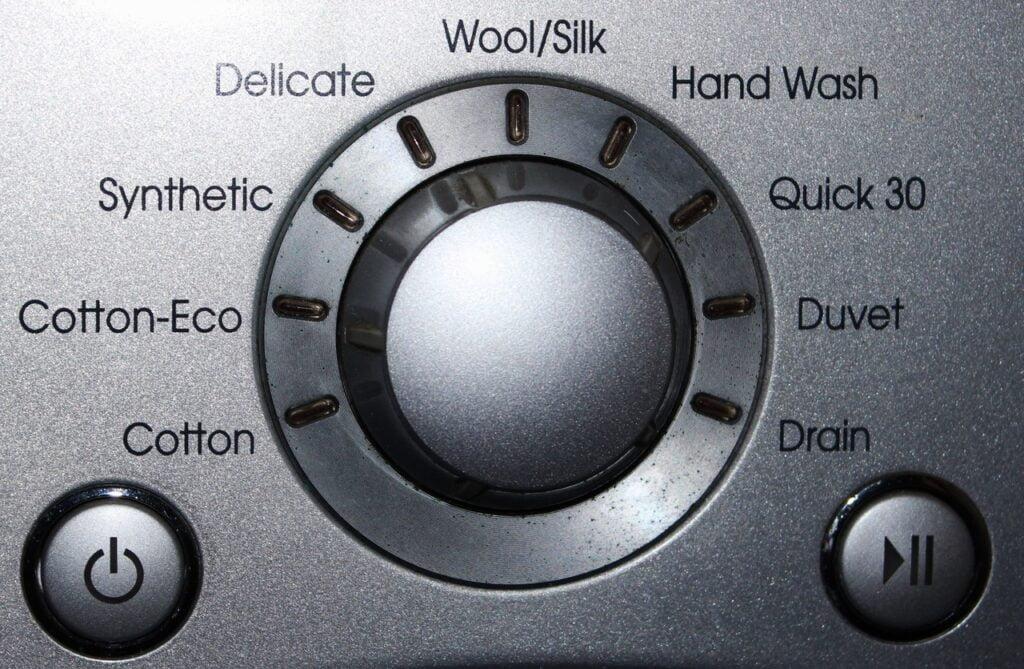 quiet washer functionalities