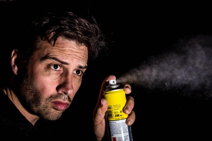 spray on coating quietest garbage disposals